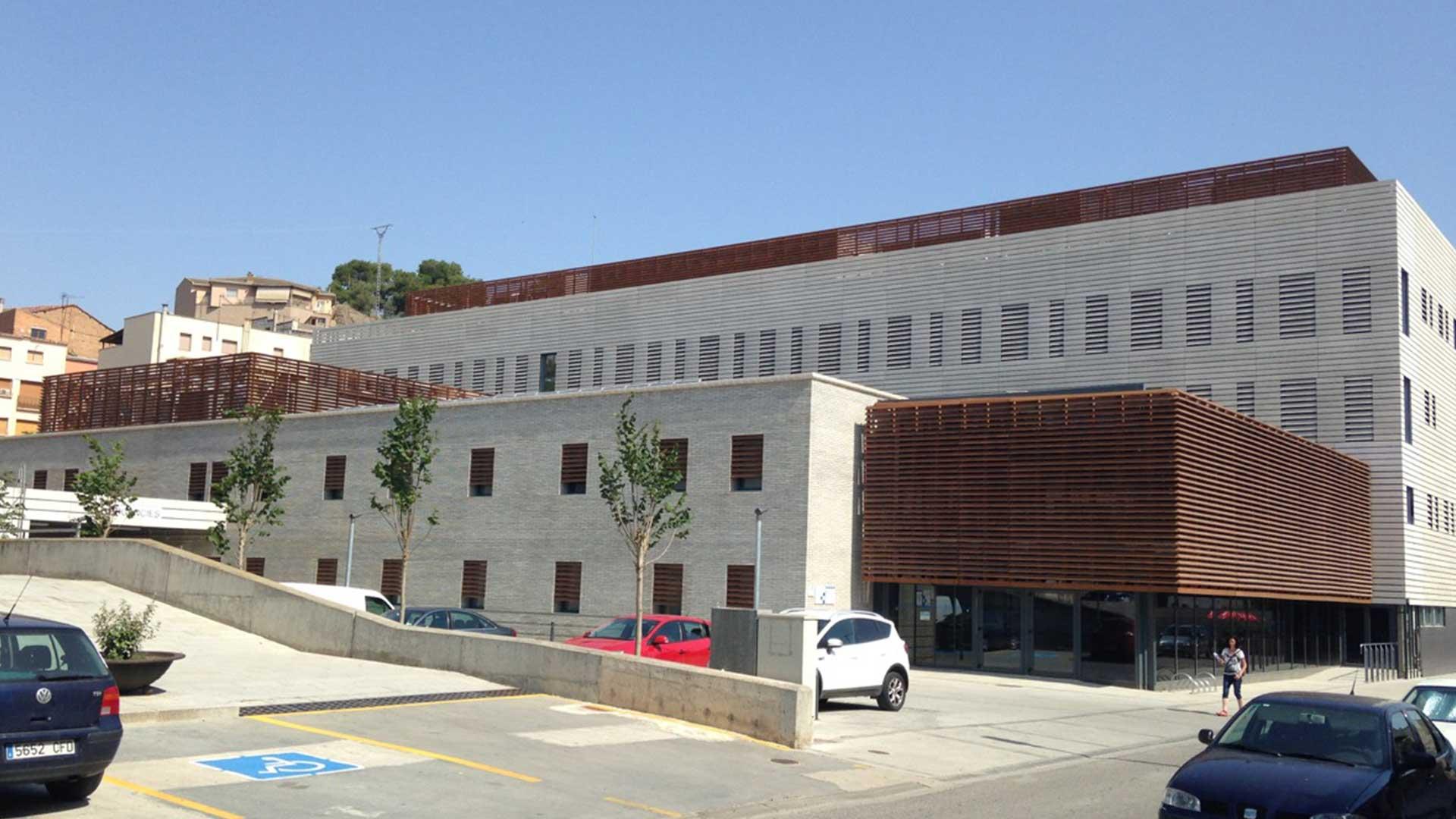 CAP Hospital lleuger Balaguer